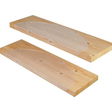 Stufenmatte Durchsichtig (farblos)